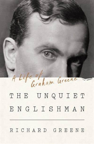 Unquiet Englishman cover