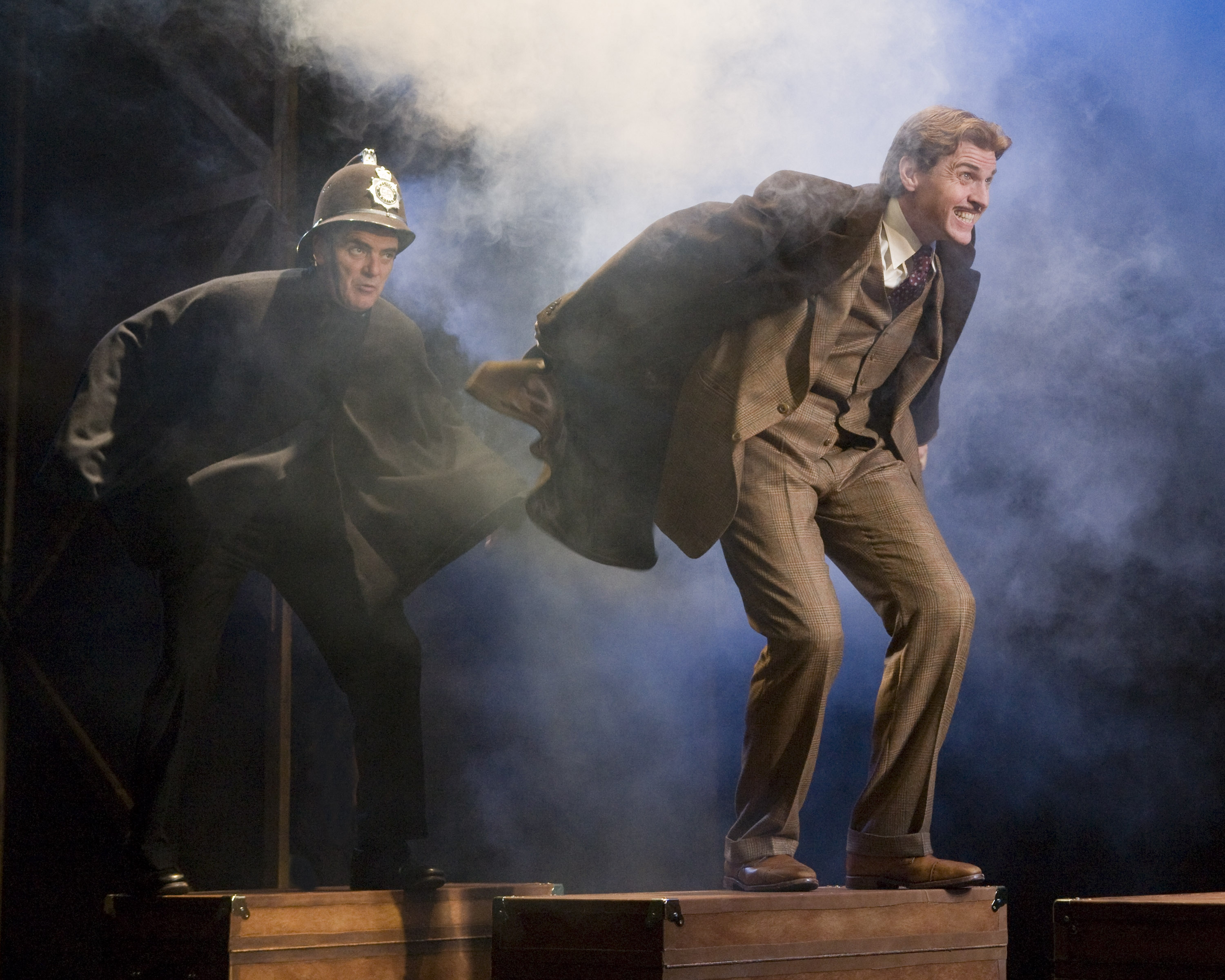 The 39 Steps, National Tour