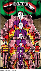 Gilbert & George: 1972-2006, two people, one artist