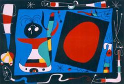 Joan Miro: A Retrospective (1934-1976)