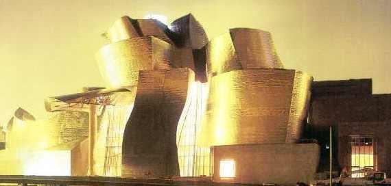 Guggenheim Museum Bilbao – Frank O. Gehry