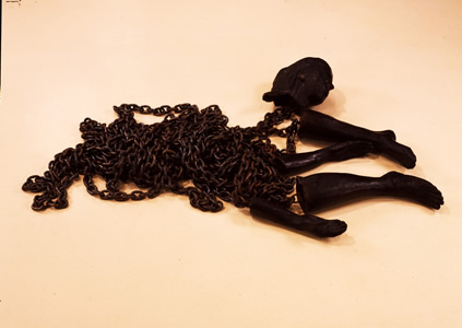 Kiki Smith, Daisy Chain