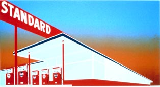 The Graphic Works of Ed Ruscha