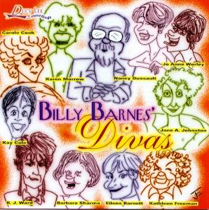 Billy Barnes' Divas