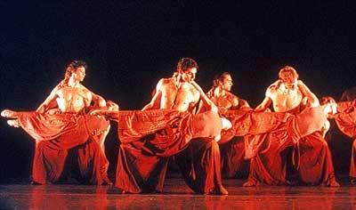 American Ballet Theatre – Jabula, Gong, Black Tuesday