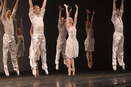 Joffrey Ballet – review
