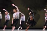 Mark Morris Dance Group Mozart Dances- review