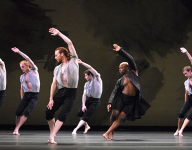 Mark Morris Dance Group Mozart Dances- review