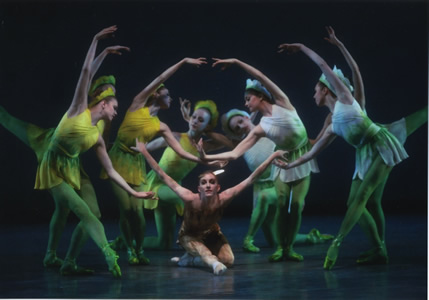 New York City Ballet- review