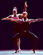Alvin Ailey American Dance Theatre – Dance at the Gym, Here..Now, Revelations