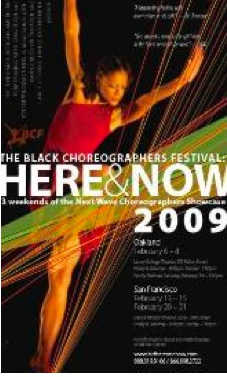 Black Choreographers Festival, SF: Dance Review, culturevulture.net – review