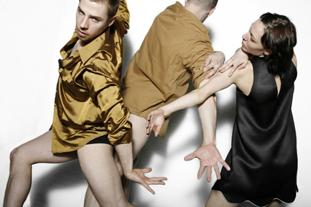Cedar Lake: The Copier: Dance Review, culturevulture.net – review