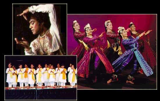 Chitresh Das Dance Company – Tarang/Akram Khan – Kaash