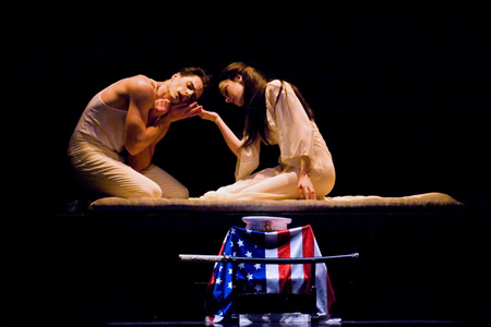 Houston Ballet: Madame Butterfly, Red Earth  – review