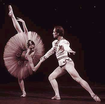 Kirov Ballet – Chopiniana, Scheherazade, The Firebird