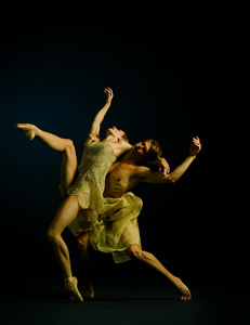 Lines Ballet – 'Irregular Pearl', 'Rasa' review