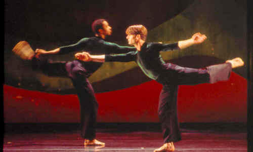 Mark Morris Dance Group – Candleflowerdance, Somebody's Coming to See Me Tonight, Rhymes With Silver