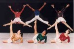 Mark Morris Dance Group – A Lake, Resurrection, Something Lies Beyond the Scene, Foursome, Lucky Charms