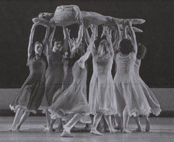 L'Allegro, il Penseroso, ed il Moderato – Mark Morris Dance Group