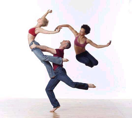 Parsons Dance Company/The Ahn Trio