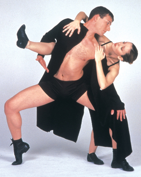 Pascal Rioult Dance Theatre – Veneziana, Firebird, Black Diamond, Bolero