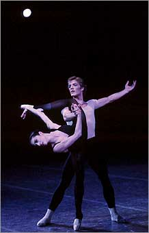 San Francisco Ballet – Square Dance, Stravinsky Violin Concerto, Who Cares?