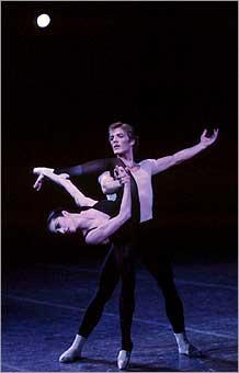 San Francisco Ballet – Square Dance, Stravinsky Violin Concerto, Who Cares?