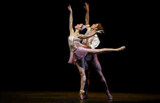 San Francisco Ballet – Falling, Rubies, Artifact Suite