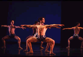 San Francisco Ballet – Study in Motion, Le Quattro Stagioni, Tu Tu