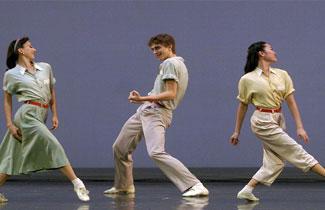 San Francisco Ballet – Falling, Maelstrom, Company B