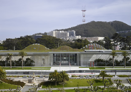 California Academy of Sciences–Destinations