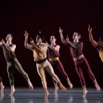 Mark Morris Dance Group,  'L'Allegro,' LA