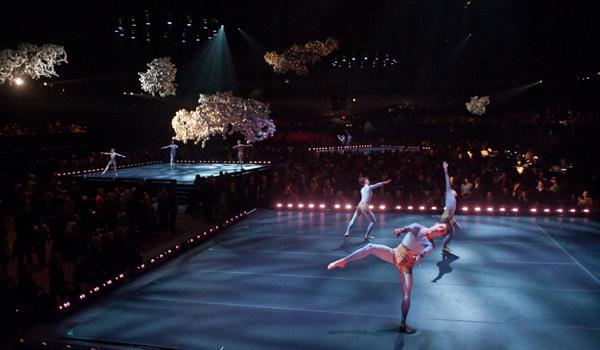 Merce Cunningham Dance Company Finale, NY