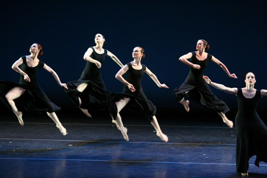 Martha Graham Dance Company, SF