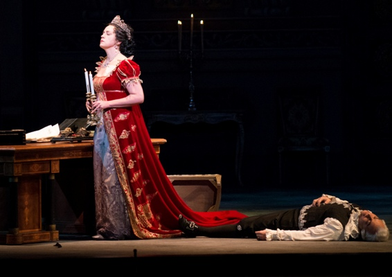 Tosca, SF Opera