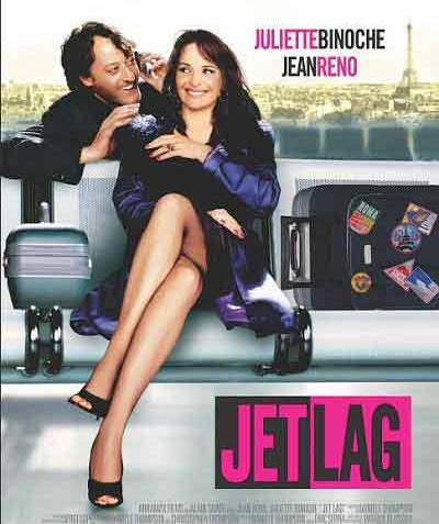 Jet Lag (Decalage Horaire)