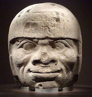 Olmec: Colossal Masterworks of Ancient Mexico, SF