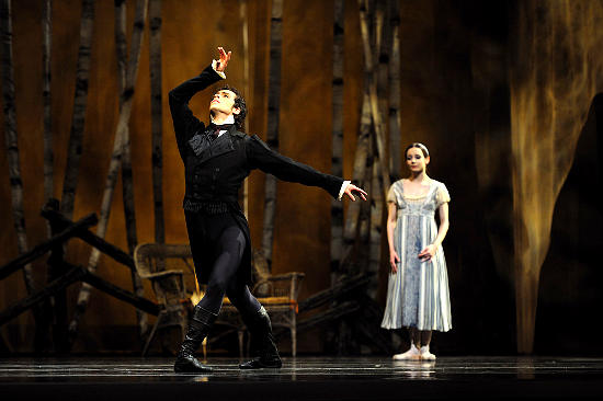 Onegin, SF Ballet