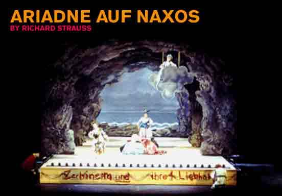 Ariadne auf Naxos – Richard Strauss