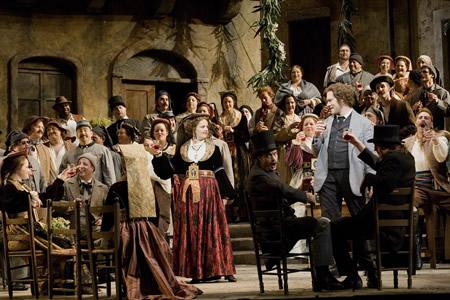 Cavalleria Rusticana and Pagliacci, Houston Grand Opera- culturevulture.net – review