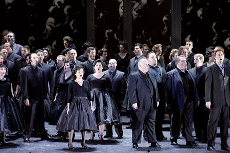 Chorus!, Houston- Opera