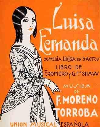 Luisa Fernanda – Federico Moreno Torroba