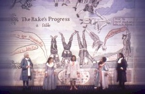 The Rake's Progress – Igor Stravinsky