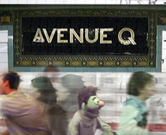 Avenue Q – Jeff Whitty/Robert Lopez/Jeff Marx