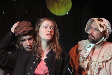 Battle Hymn: Los Angeles Theatre Review:  culturevulture.net