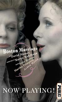 Boston Marriage – David Mamet