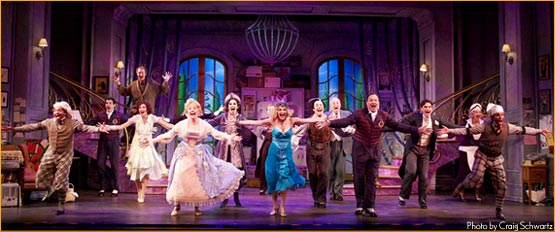 The Drowsy Chaperone – Lisa Lambert, Greg Morrison, Bob Martin, Don McKellar