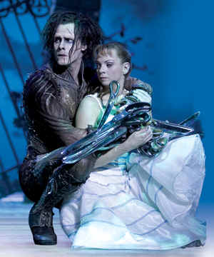 Edward Scissorhands – Matthew Bourne