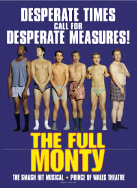 The Full Monty – Terence McNally/David Yazbek