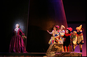 Ariadne auf Naxos, Washington D.C.
